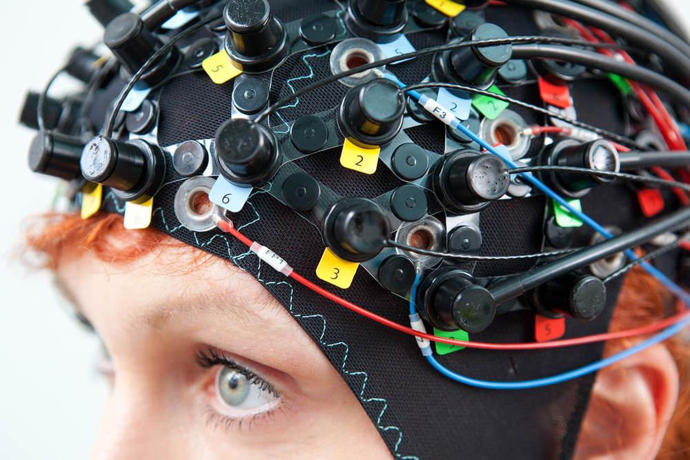 Integrated NIRS-EEG - Passive EEG Electrodes + NIRS Optodes