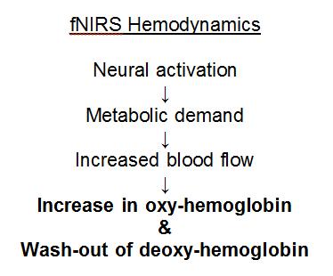 fNIRS Hemodynamics
