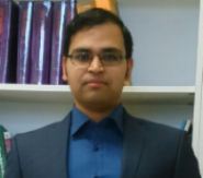 Dr. Ujwal Chaudhary   Lead Research Scientist
