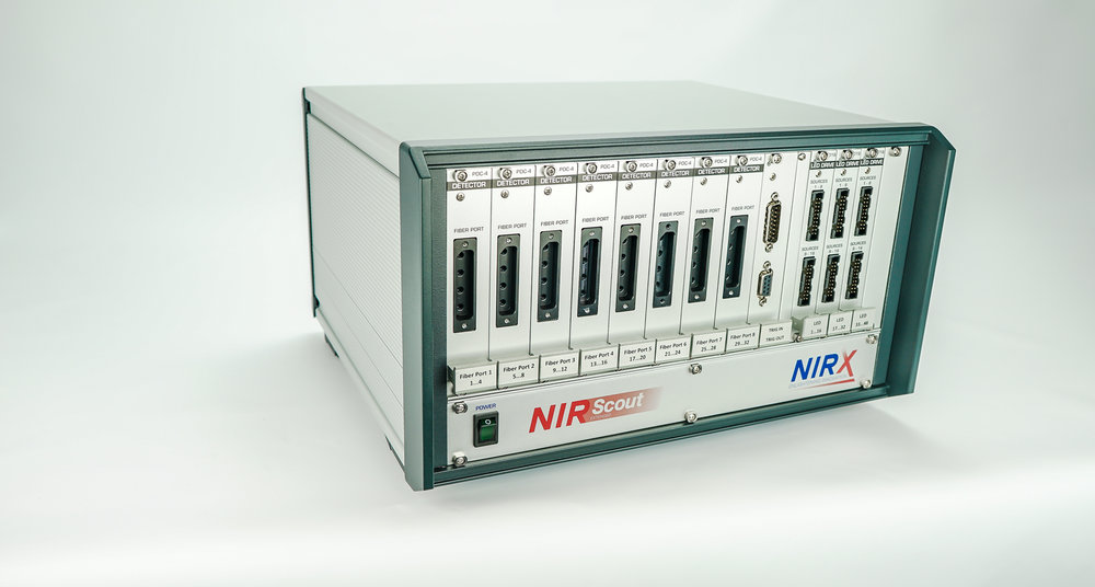 NIRScout  Our Most-Powerful NIRS Imager