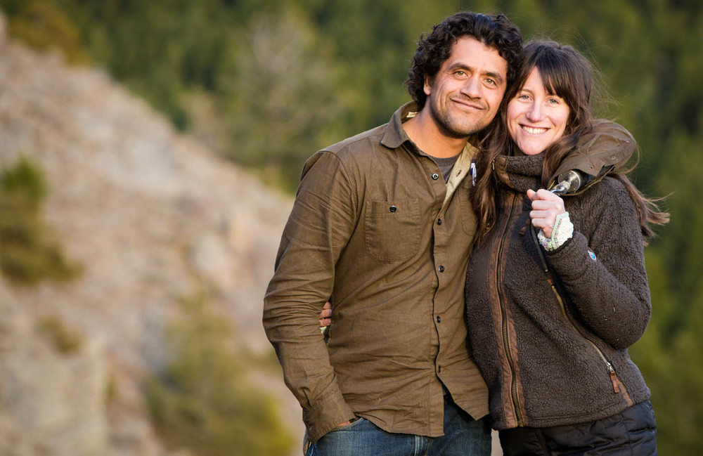 Eduardo & Jenn today