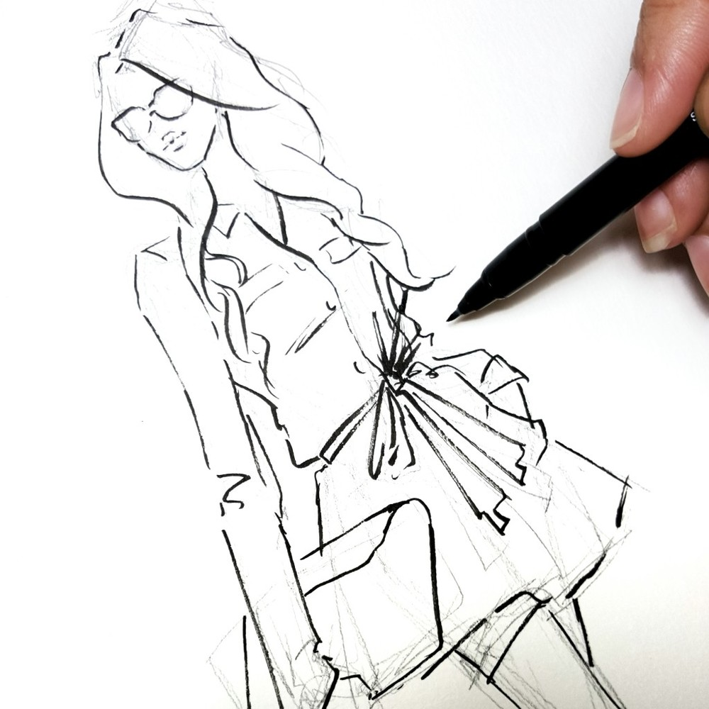 Fashion Illustration 1: The Fashion Figure