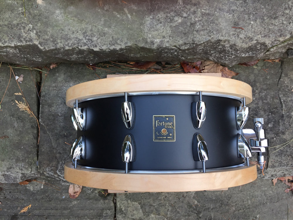 Anton Fig snare