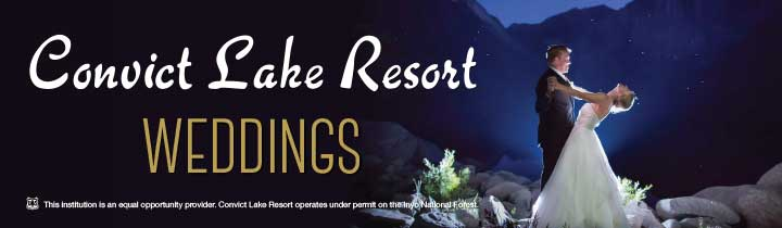 Convict Lake Resort Billboard 1