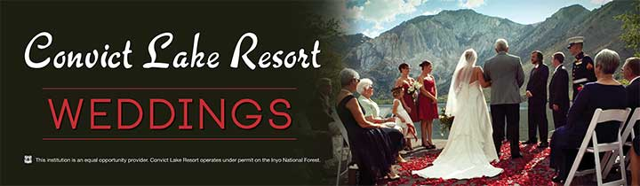 Convict Lake Resort Billboard 2