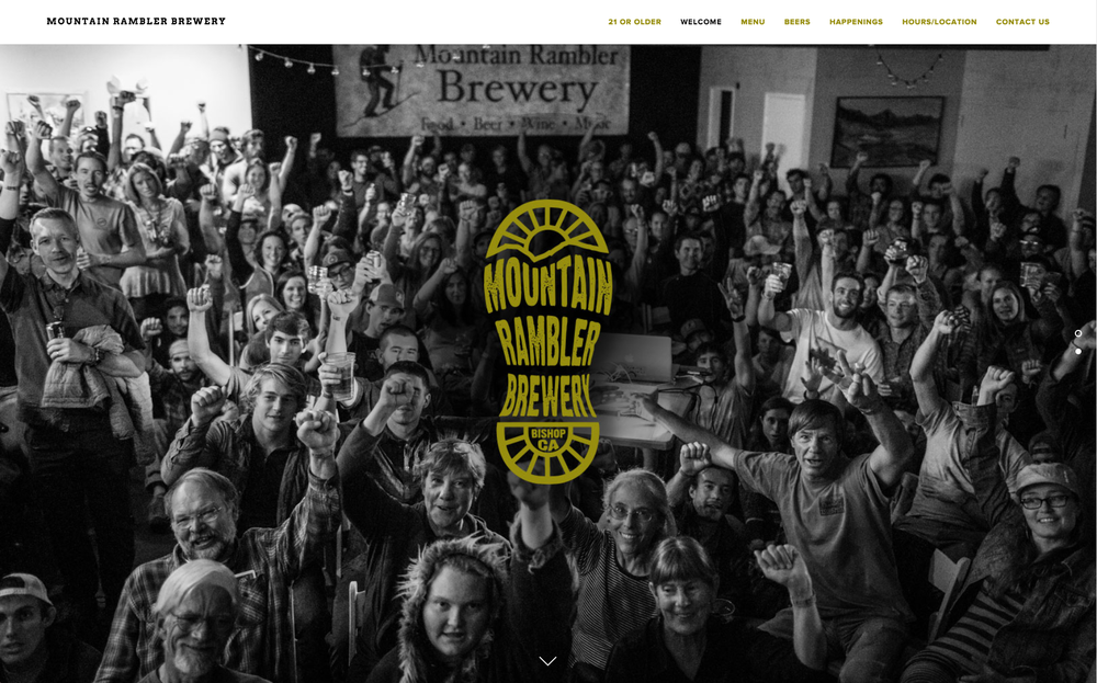 Mountain Rambler Brew Image Home