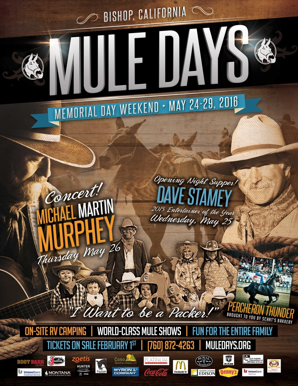 Mule Days 2016