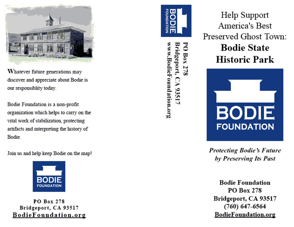 Bodie Brochure Before Out