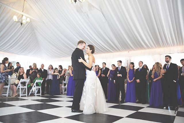 Tent weddings are a beautiful thing! Elegant. Timeless.