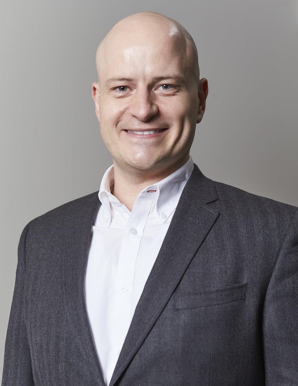 Dan Morris. Managing Partner.
