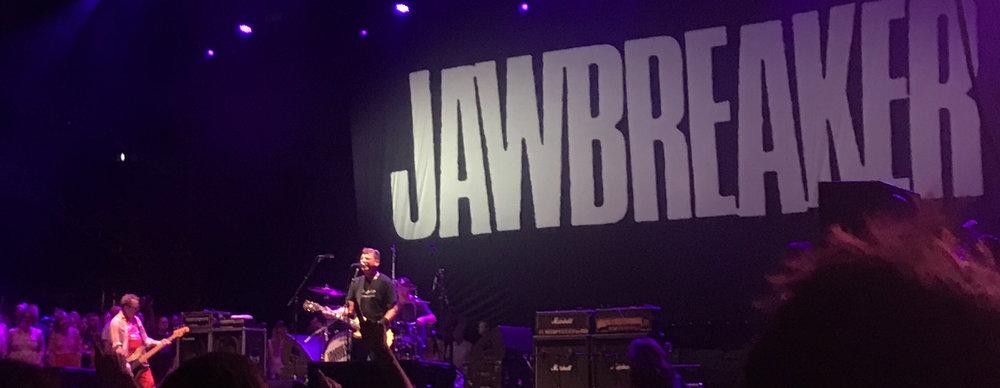 Jawbreaker at Riot Fest