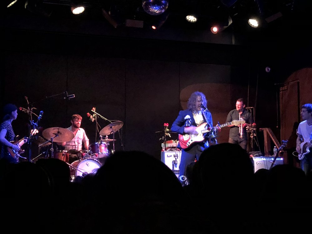 Kevin Morby Bowery