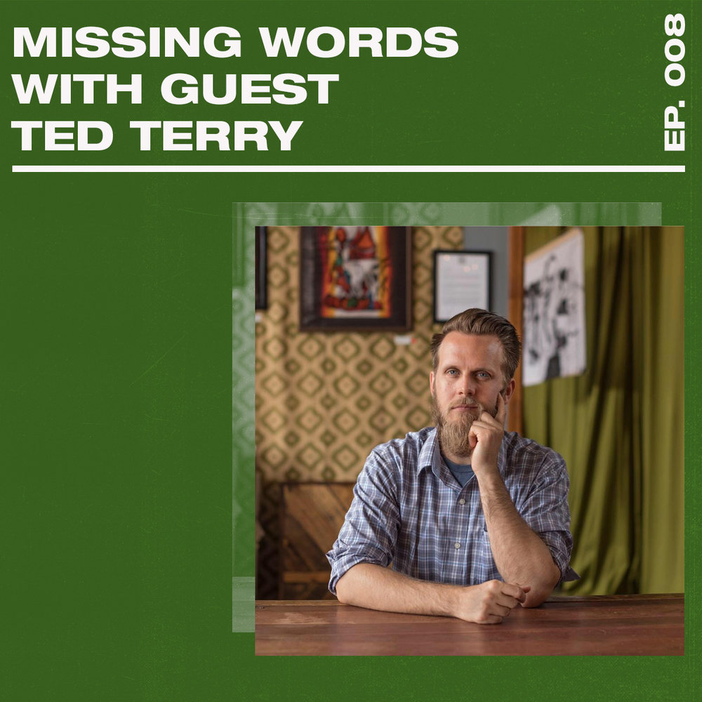 Ted Terry Missing Words