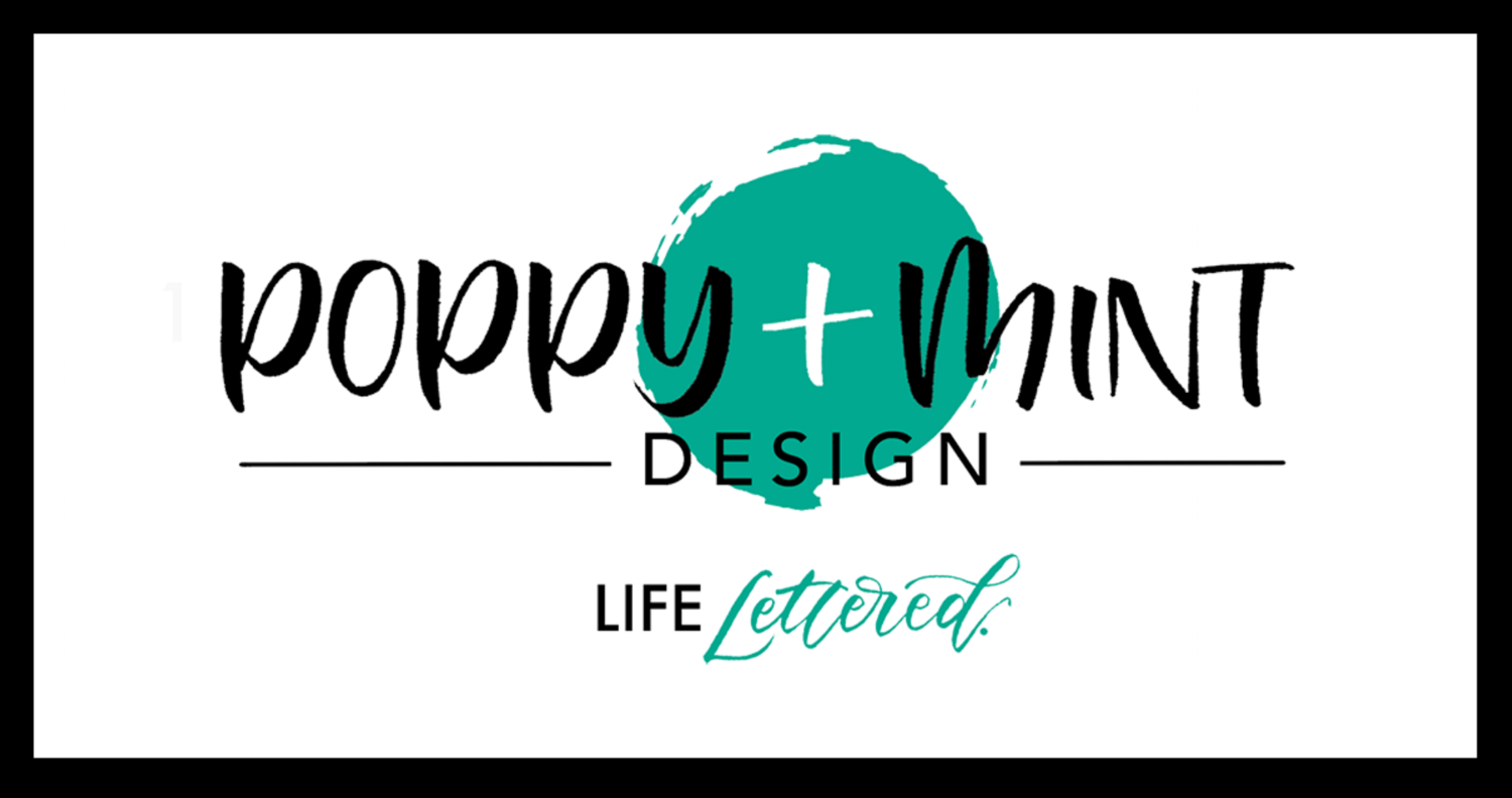 Poppy + Mint Design