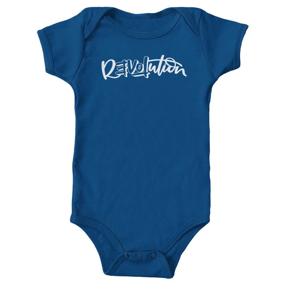 Royal Blue 100% Cotton (Infant)
