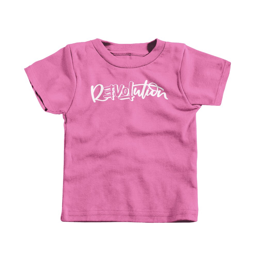 Raspberry 100% Cotton (Youth/Toddler)