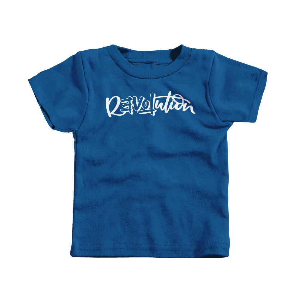 Royal Blue 100% Cotton (Youth/Toddler)