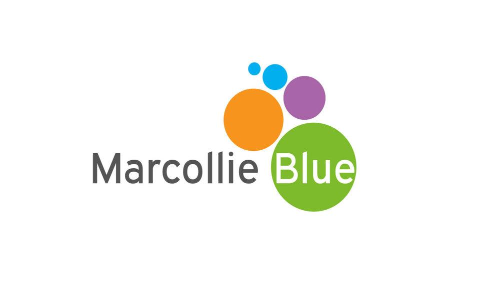 Marcollie Blue logo