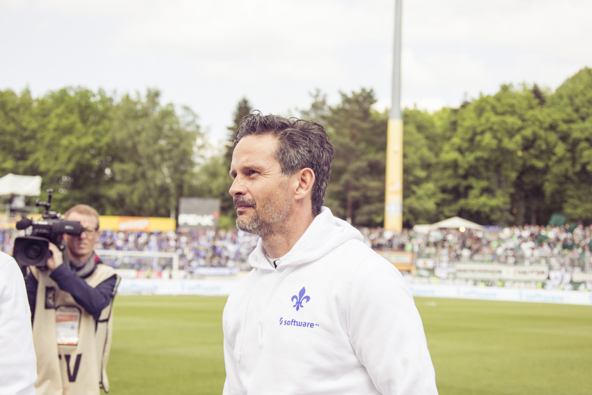 Chef coach Dirk Schuster