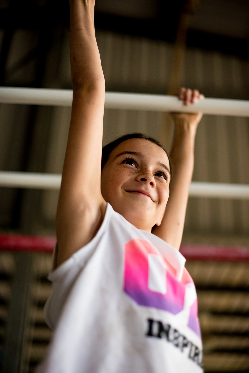 Crossfit kids are healthy, happy, fit kids!