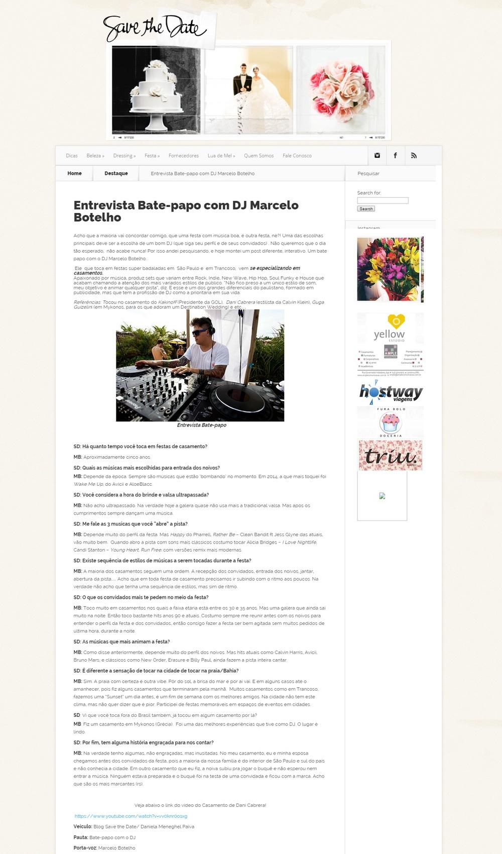 SAVE THE DATE- ENTREVISTA BATE PAPO COM O DJ MARCELO BOTELHO- 03.03.jpg