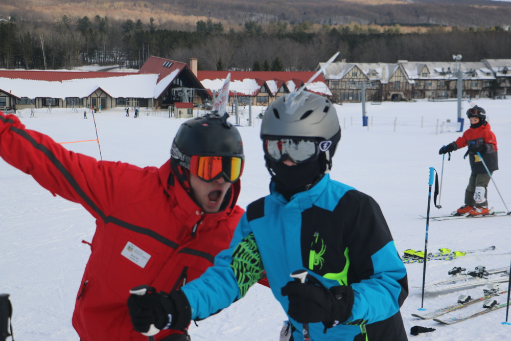 Fun at Boyne Highlands Tri-State Conference