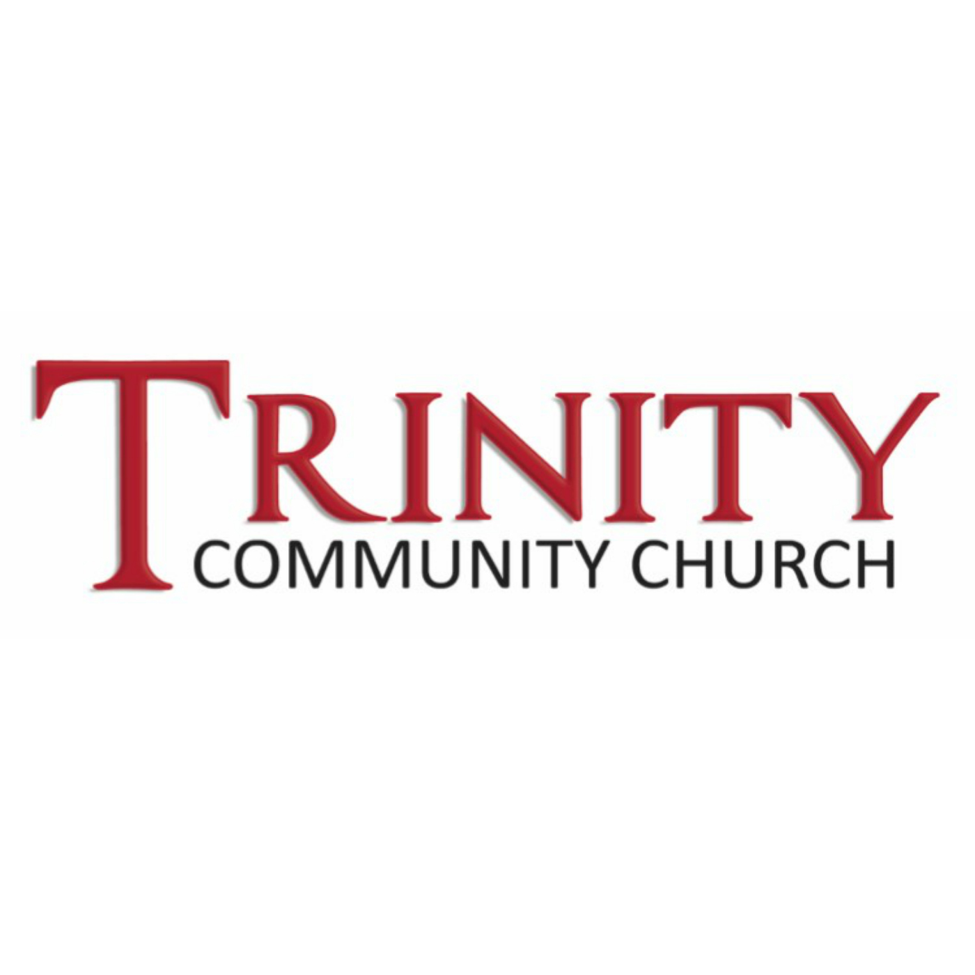 Sermons - Trinity Community Church
