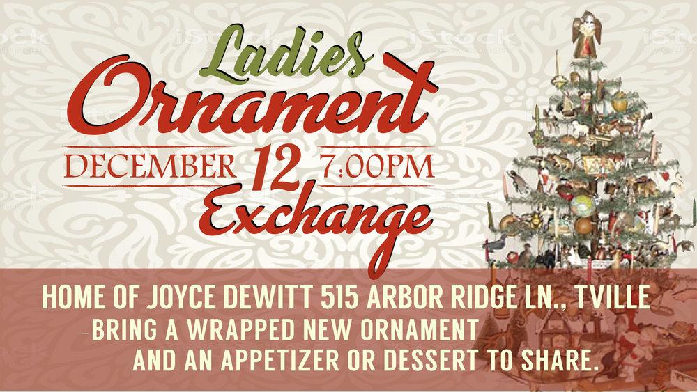 TCC Wide Announcements - Ladies Ornament Exchange.001.jpeg