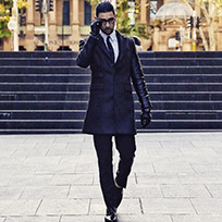 Instagram.com/ DAPPERTIME  style feature post /// click for more details