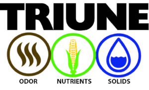 Triune IS THE PREMIER SOLUTION FOR MANURE FERTILIZER MANAGEMENT. SUPERIOR CHEMISTRY CAN REDUCE SOLIDS, MITIGATE ODORS AND KEEP NUTRIENTS IN PLANT AVAILABLE FORM.