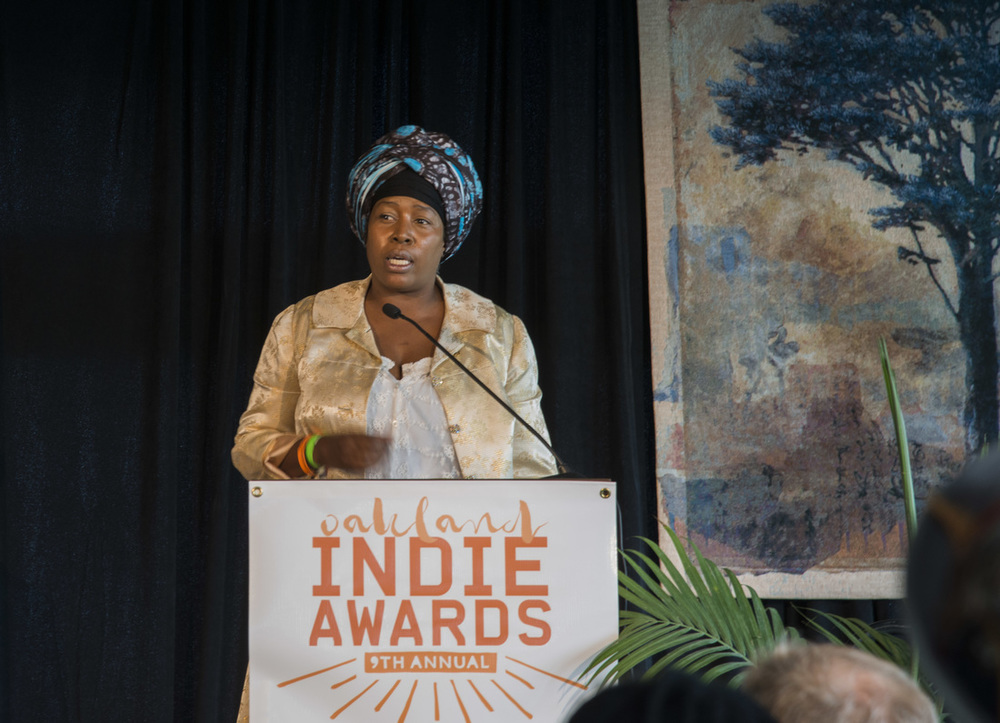 Photo by Oakland Indie Awards