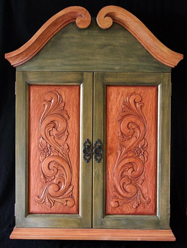 Cabinets Norsk Wood Works Ltd