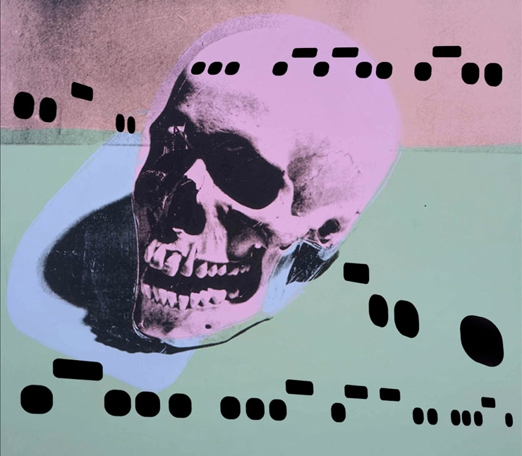 It's All Derivative, Warhol's Skull