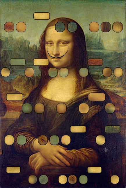 It's All Derivative, Mona Lisa as Dali