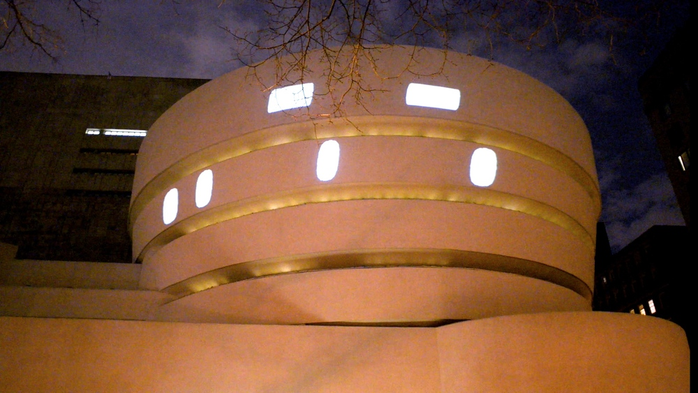 Artspeak Incinerator at the Guggenheim
