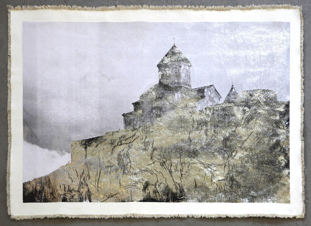 Kasbeki Monastery