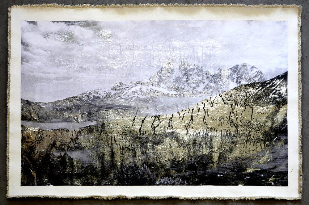 Ushba Mountain Valley IV