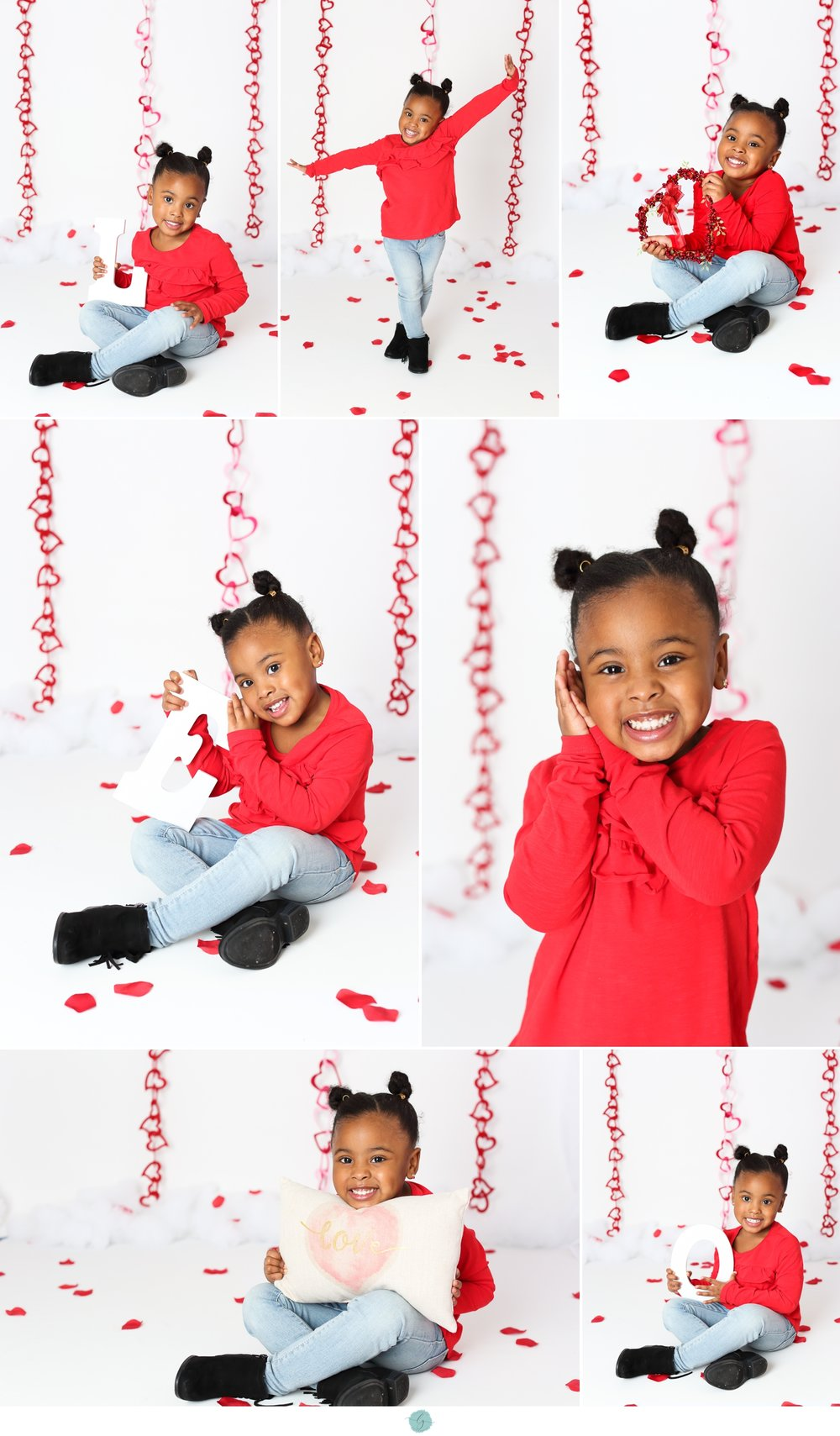 Valentines Day Mini Photography Session Charlotte