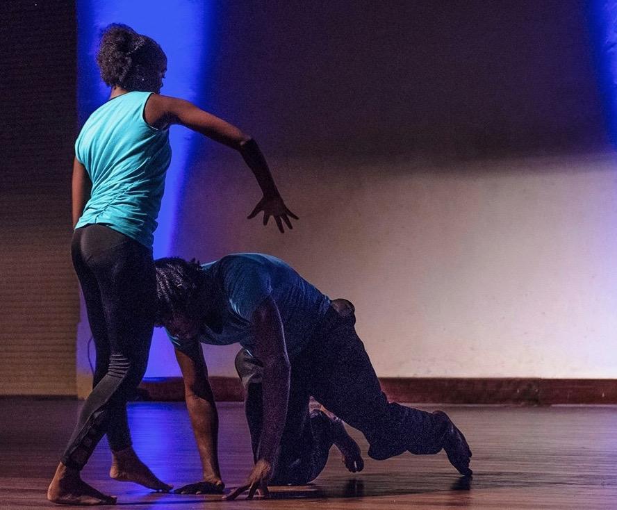 YOU Y YO - Choreographer: Jamal CallenderMusic: Nina SimoneDancers: 2