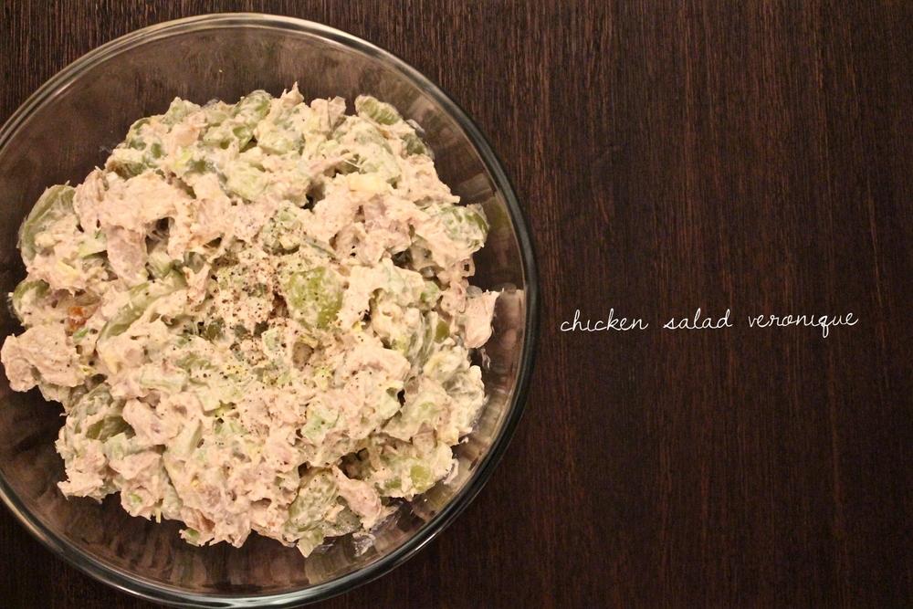 Chicken Salad Veronique - Barefoot Contessa