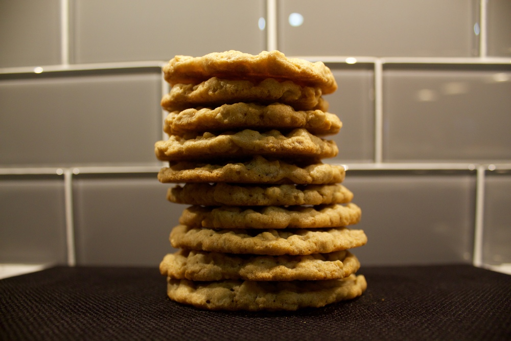 Oatmeal Raisin/Chocolate Chip cookies