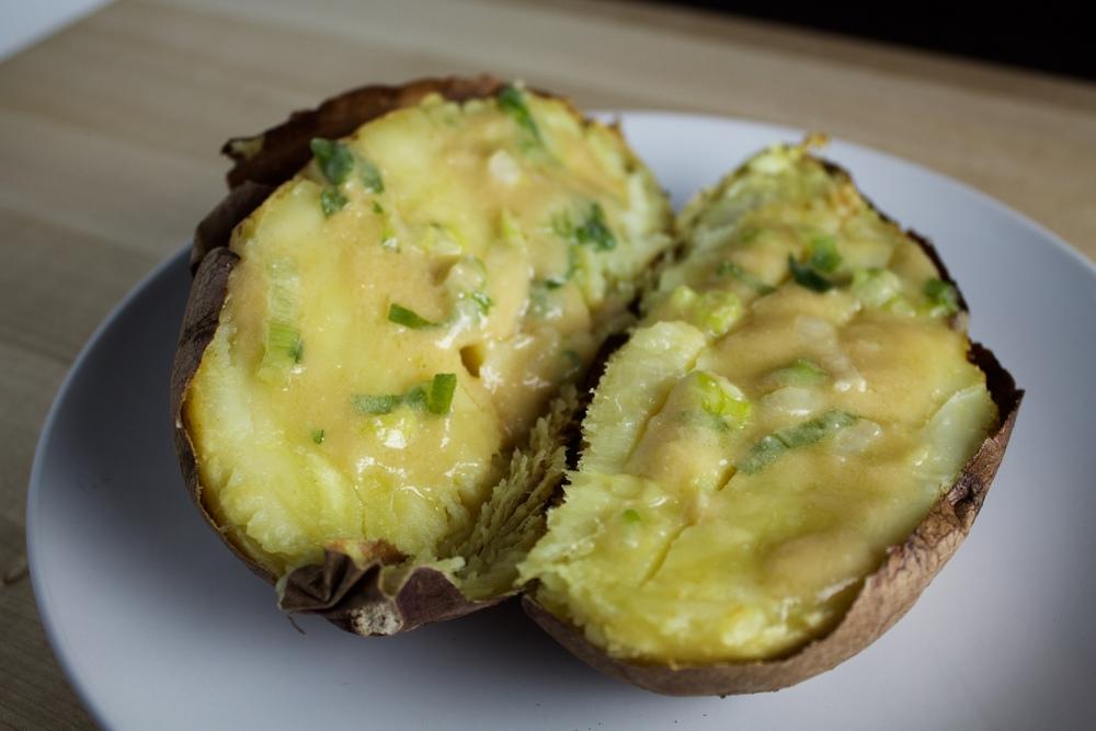 How to bake korean sweet potato in oven