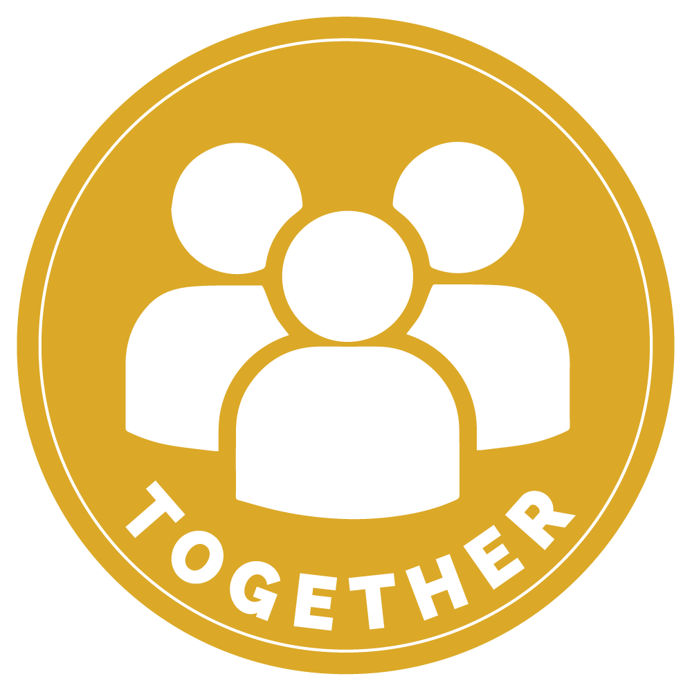 Earned 12/1/2015 Togetherness Achievements: Luminary since 2015