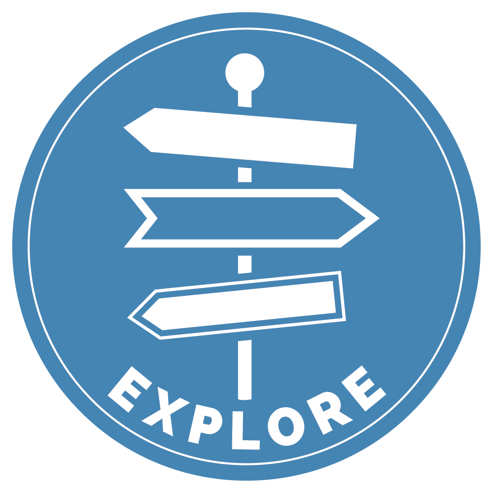 Earned  Both wayfinder weekends and the learn & explore trip. That's a lot of exploring!