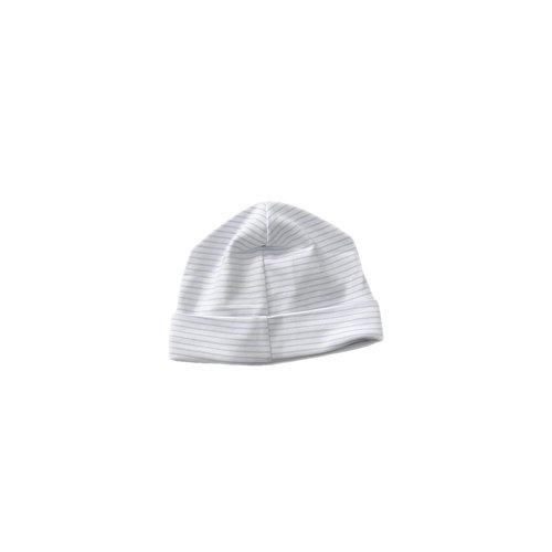 Light Blue Stripe Baby Hat — SAMMY   NATSHOP FALL HOLIDAY 801ea4a4b31
