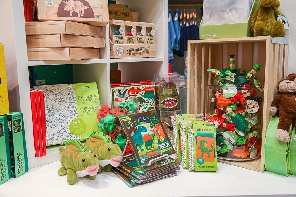 DINOSAURS, MONSTERS AND OH, SO MUCH MORE - GREAT GIFTS AND STOCKING STUFFERS FOR YOUR LITTLE GUYS
