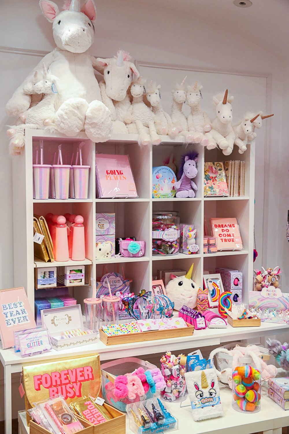 AN ABSOLUTE MUST:OUR UNICORN ROOM - ALL THINGS UNICORN FOR YOUR LITTLE BELIEVERS