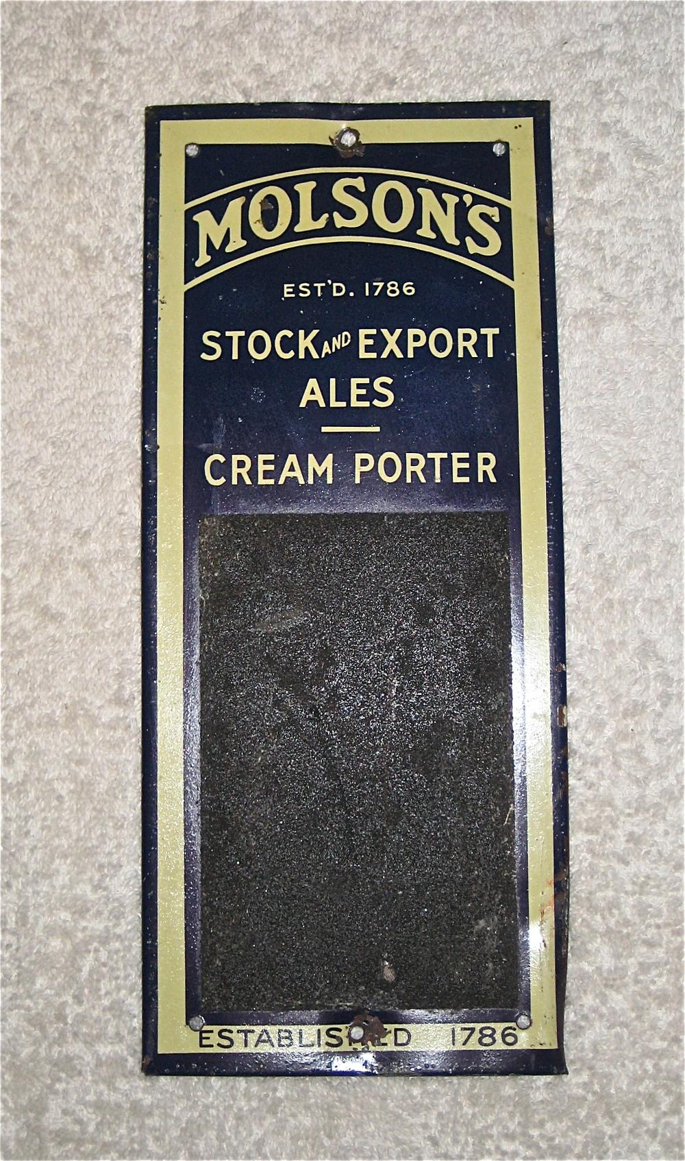 Molson Breweries Ltd.
