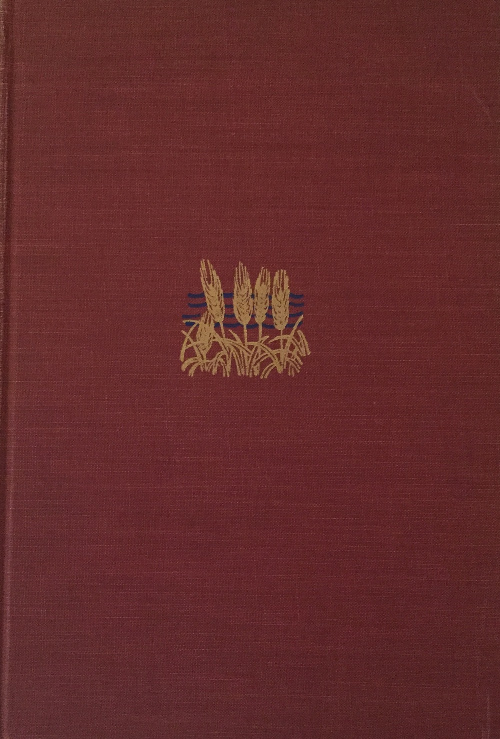 Book - The Barley and the Stream_The Molson Story 1955 cover.jpg