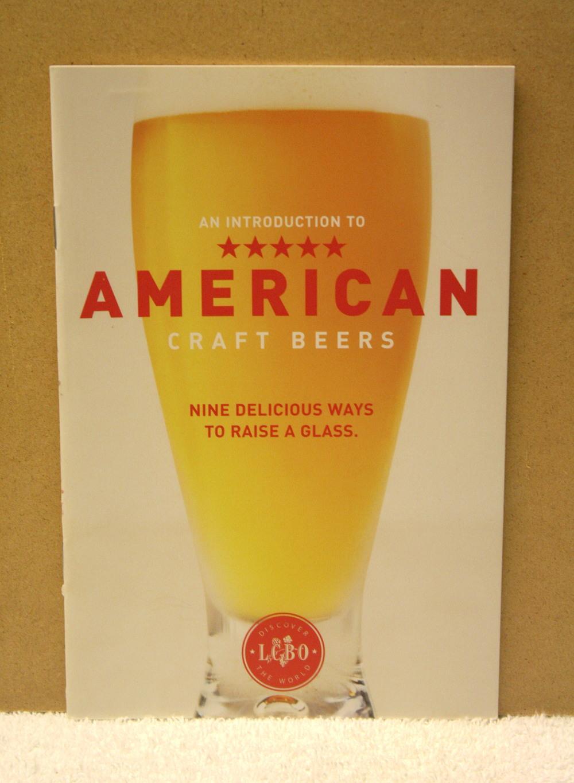 American Craft Beers (2009)